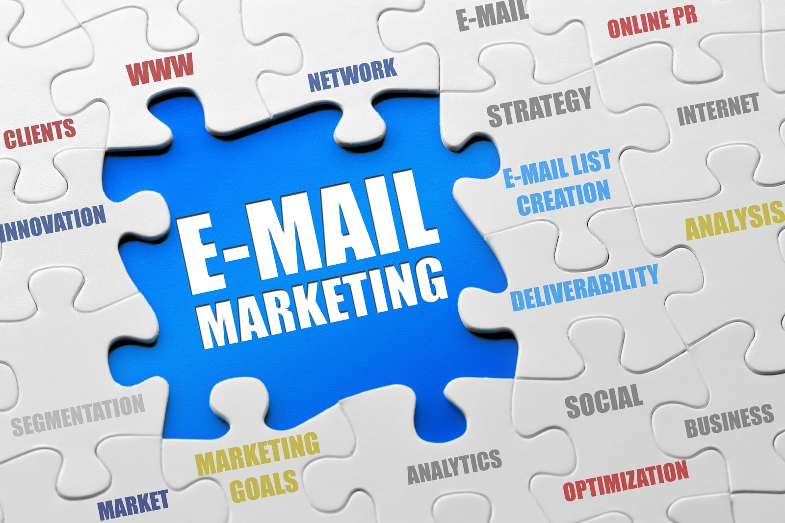 parola e-mail marketing e correlate