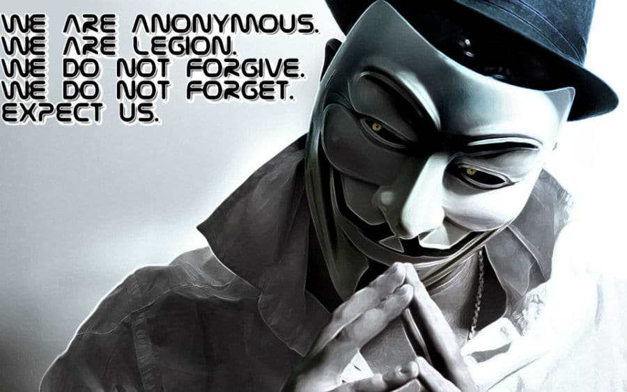 Film sul web: locandina di We are Legion - Anonymous