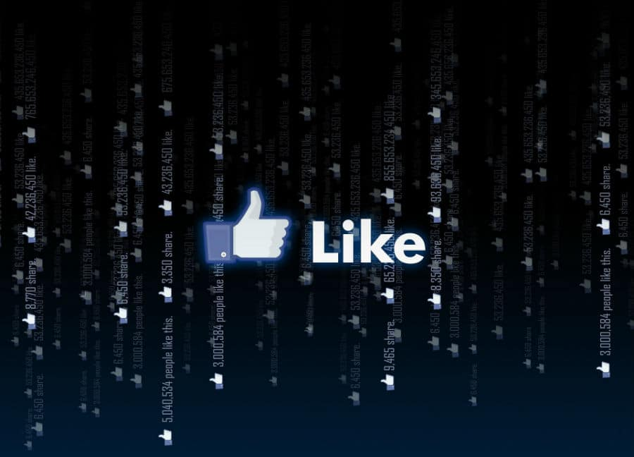 Competenze digitali a Binario F from Facebook: il like di Facebook